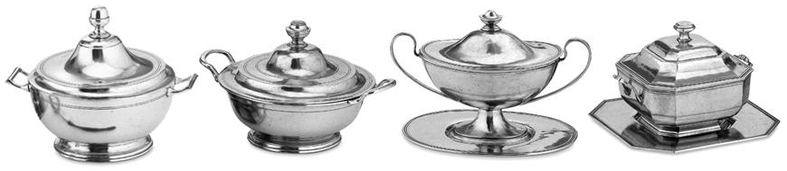 Soup Tureens