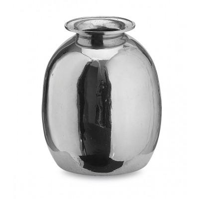 Vaso in peltro cm 9,5x12