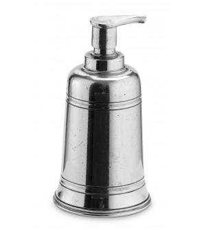 Dispenser sapone in peltro 16 cm