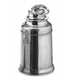 Bottiglia di Eger in peltro cm 25