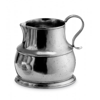Pewter small pitcher h cm 15