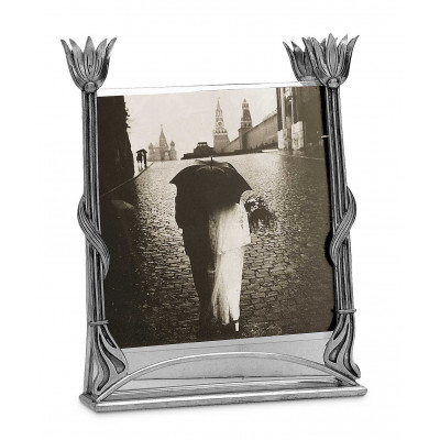 Pewter Liberty Picture Frame cm 24,5x31
