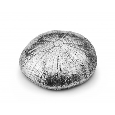 Pewter seaurchin paperweight cm 10