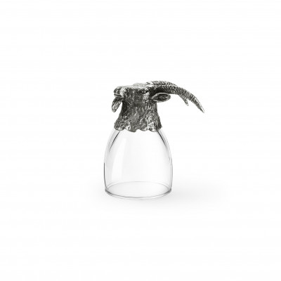 Pewter shot glass h cm 8,2 ø cm 5