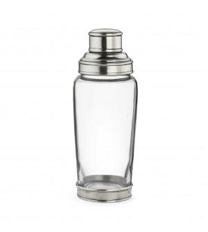 Pewter&Glass Shaker h 21,5 cm