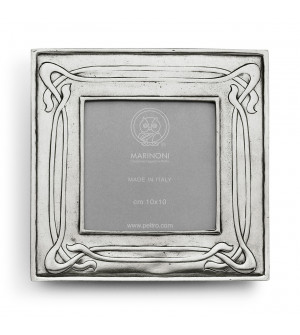 Pewter liberty picture frame cm 18x23 (cm 15x10)