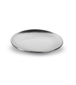 Pewter plain dish