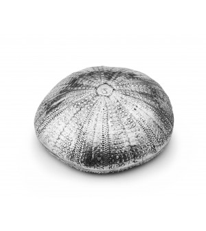 Pewter seaurchin paperweight cm 10