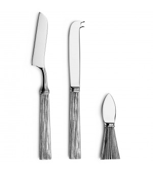 Cheese knives, set of 3 pcs