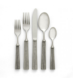 Terra 5 pcs cutlery set