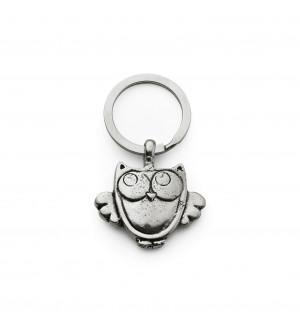 Baby owl keyring cm 6x4