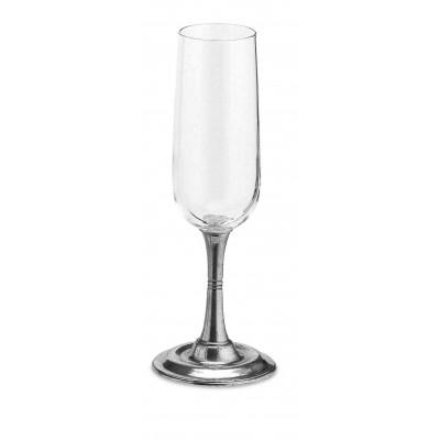 Sektglas h 21 cm