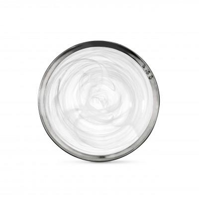 Weissglass & Zinn Pastateller ø 23,5 cm