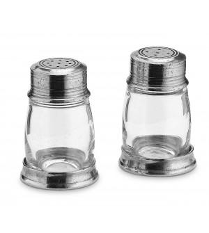Salz- & Pfefferstreuer  h 9 cm