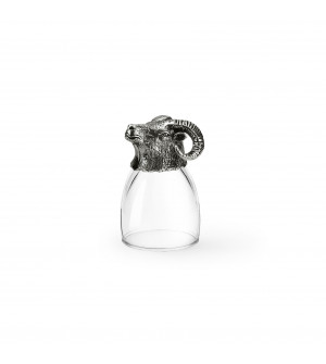Schnapsglas Mufflon h cm 8
