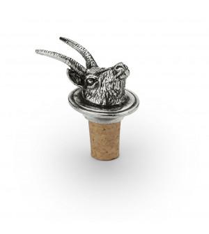 Flaschenkorken, Gemse h 6,5 cm